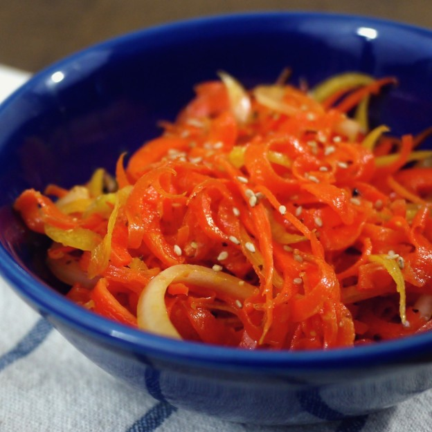 Carrot Ginger Salad
