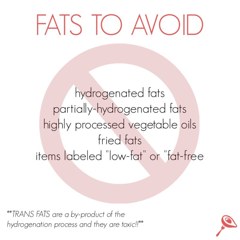 Importance of Healthy Fats