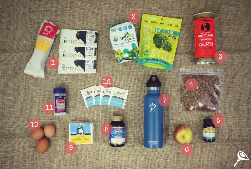 travel foods