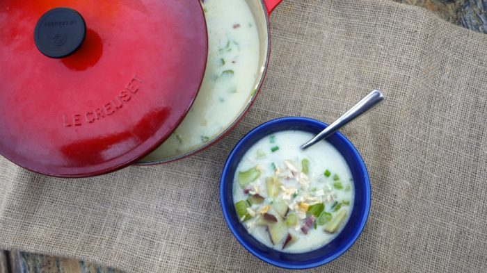 paleo new england clam chowder