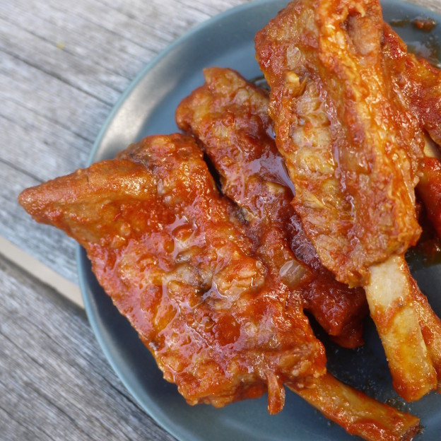 Paleo Korean Pork Ribs – What Great Grandma Ate