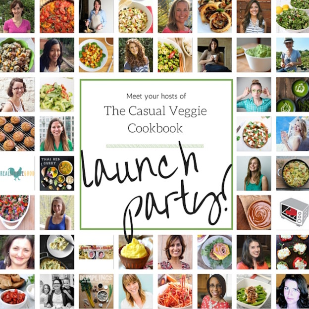 The Casual Veggie Cookbook