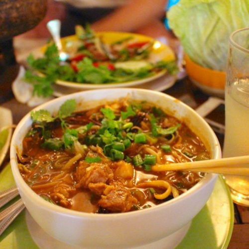 Photo Diary: Traveling in Asia with Food Allergies – Thailand