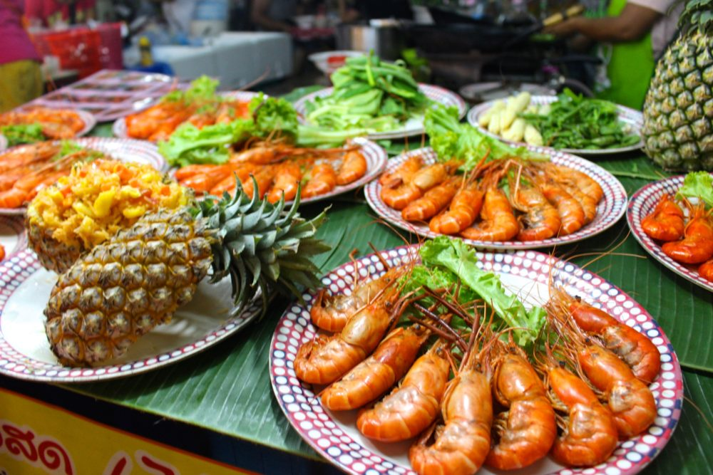 food allergies thailand