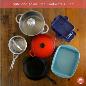 Safe and Toxin-Free Cookware Guide