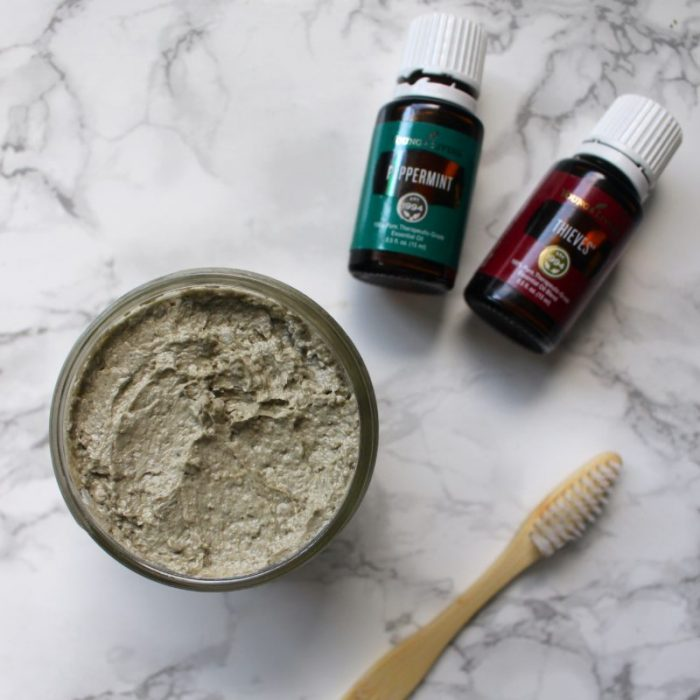 Homemade Clay Toothpaste – What Great