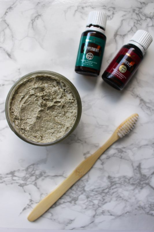 Homemade Clay Toothpaste What Great