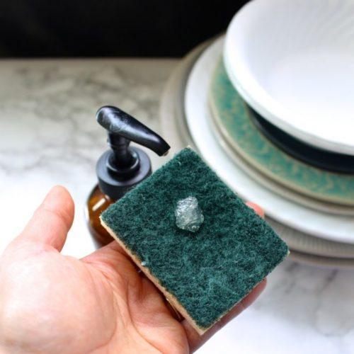 Homemade Liquid Dish Soap