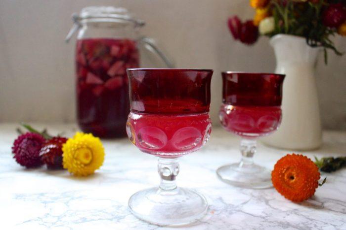 Homemade Beet Kvass Recipe