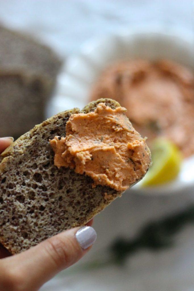 Dairy-Free Salmon Cream Cheese
