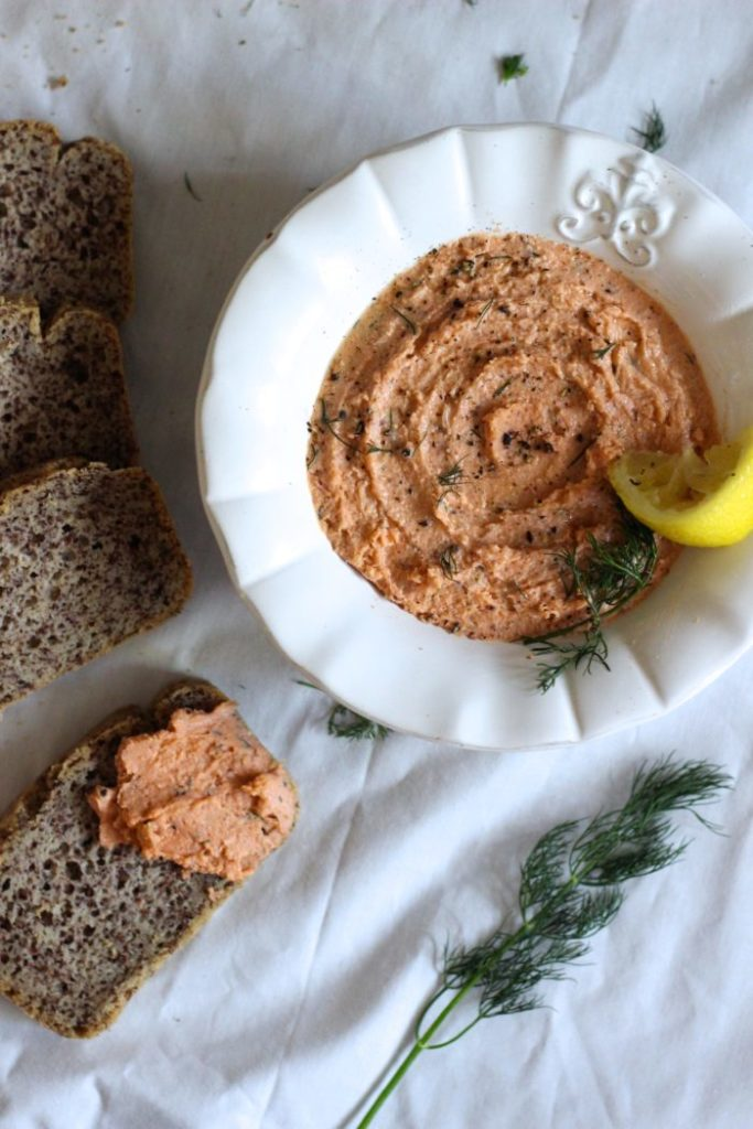 Dairy-Free Salmon Cream Cheese