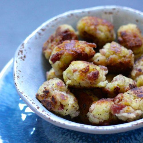The Paleo Kids Cookbook Giveaway + Sweet Potato Bacon Tots