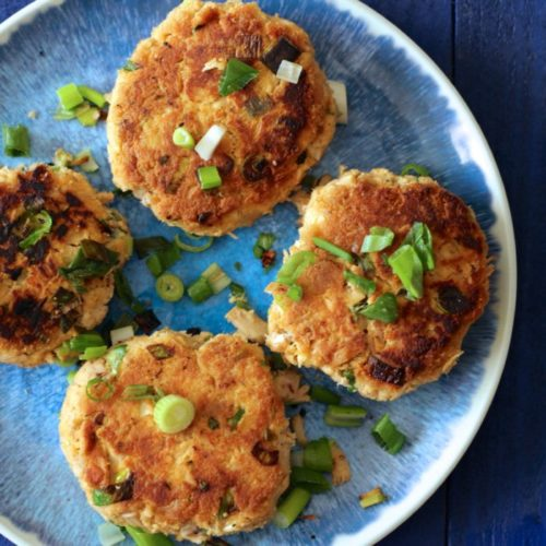 Simple and Easy Tuna Patties (Paleo, Whole30, Keto)