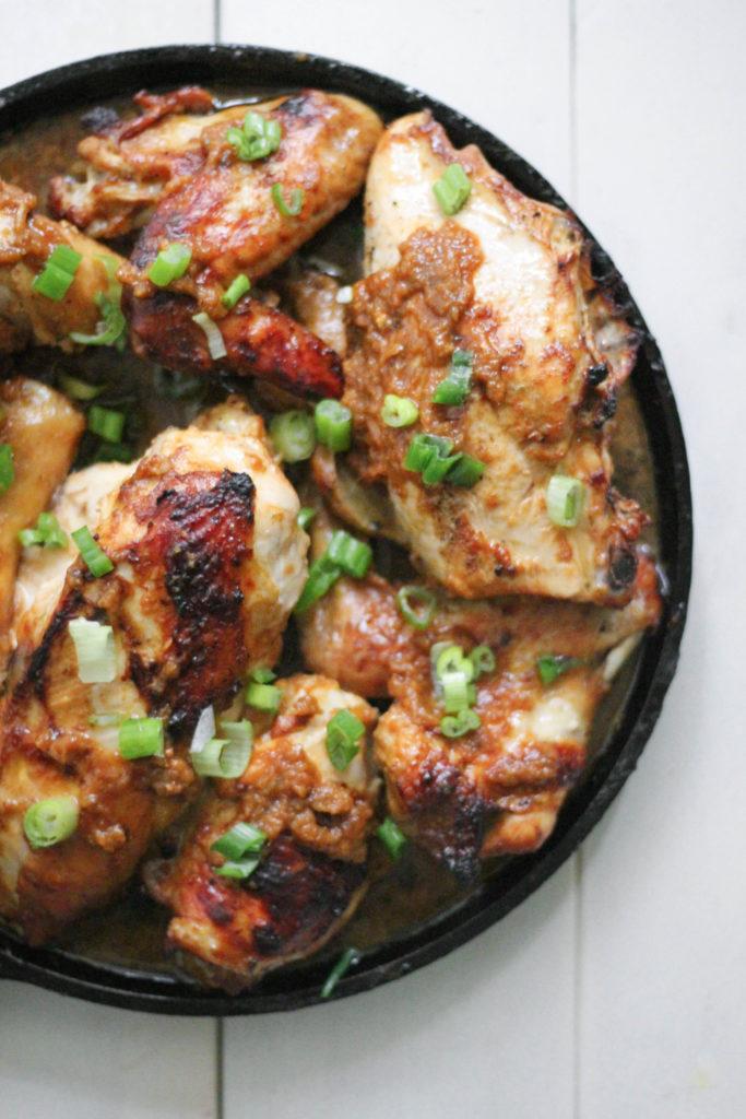 Paleo Huli Huli Chicken
