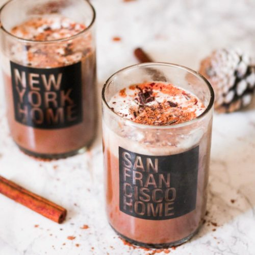 Paleo Mexican Hot Chocolate