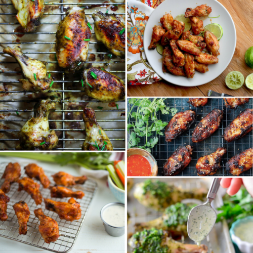 20+ Paleo Chicken Wing Recipes