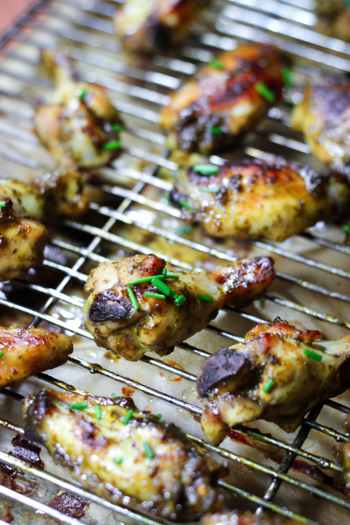 AIP Paleo Sweet and Sour Chicken Wings