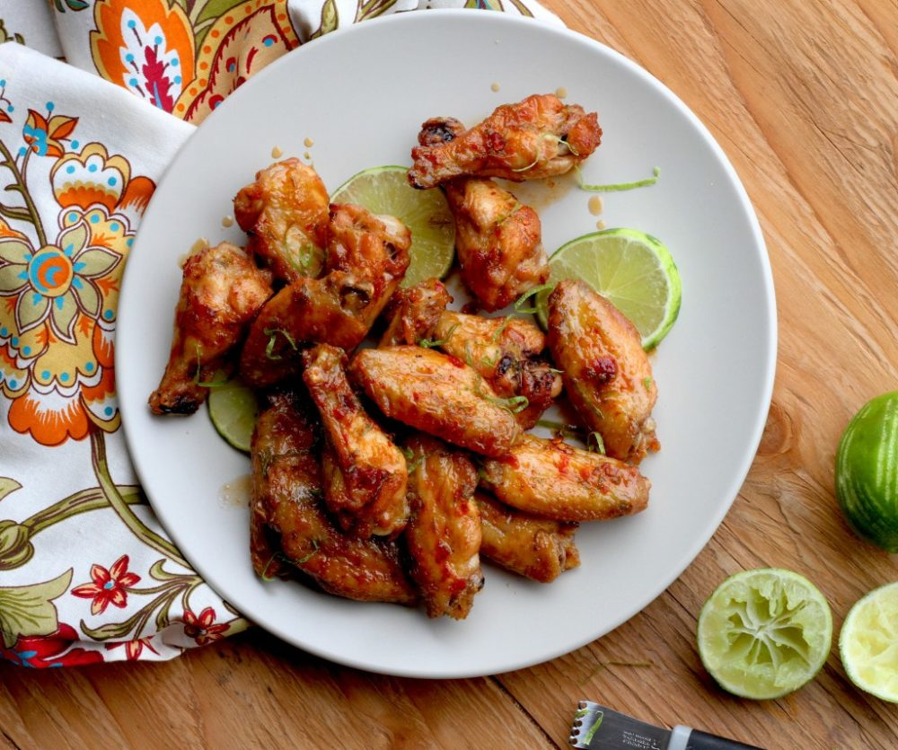 25 Paleo Chicken Wings