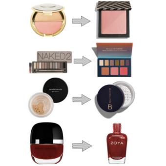 Safer Beauty Swaps