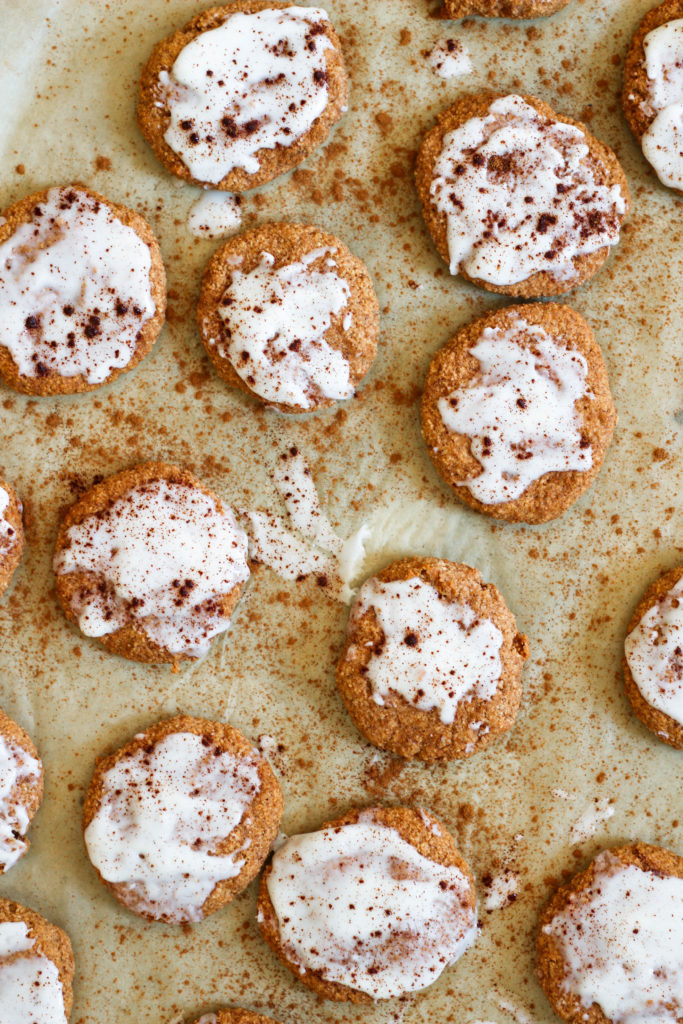AIP Paleo Cinnamon Sugar Cookies