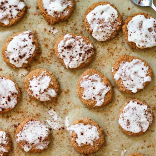 AIP & Paleo Sugar Cookies