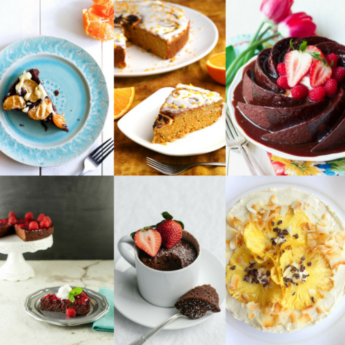 30+ Paleo Cake Recipes