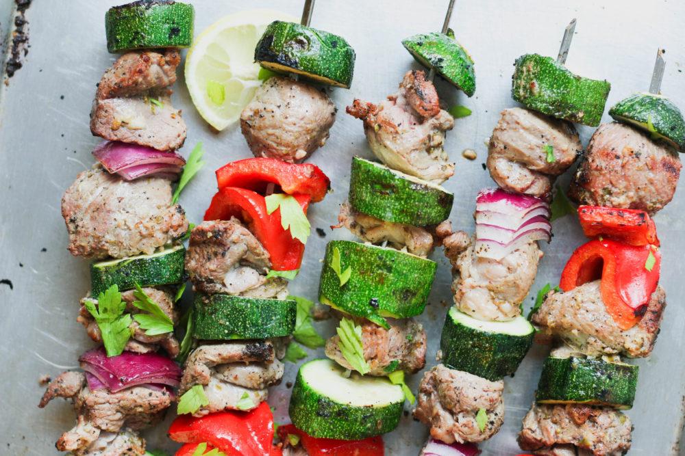 recipe: greek lamb shish kabob marinade [26]