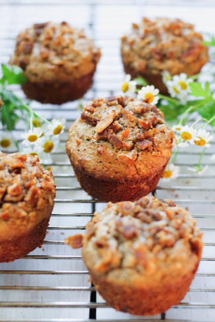 Paleo Apple Bacon Muffins