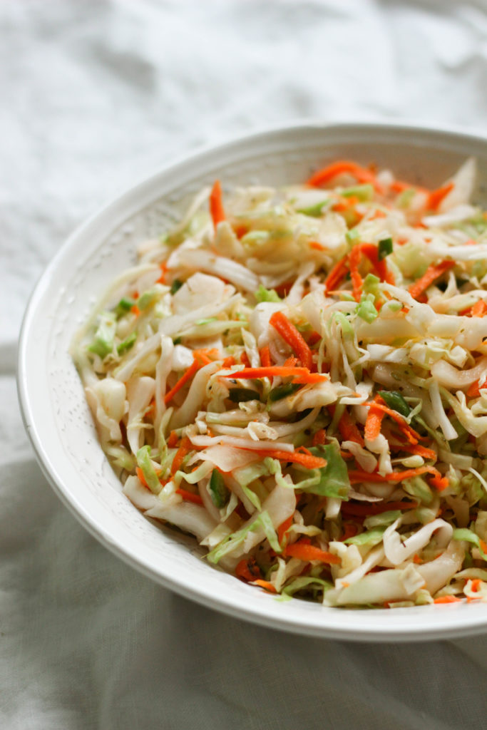 Curtido (Salvadoran Spicy Cabbage Slaw)
