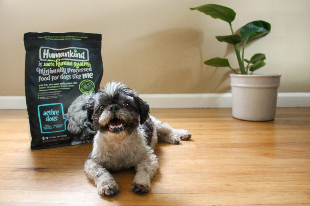 humankind food for dogs