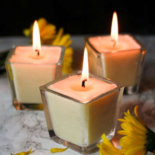 How to Make Beeswax Candles + Why I Don't Buy Scented Candles
