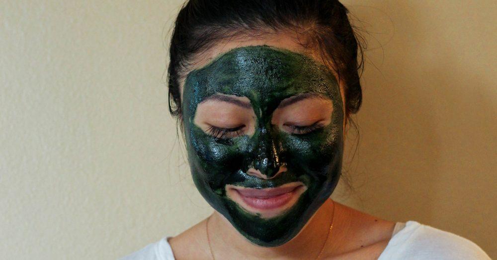 Antioxidant face mask