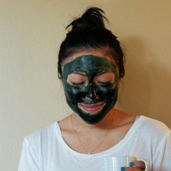 Homemade Super Antioxidant Face Mask