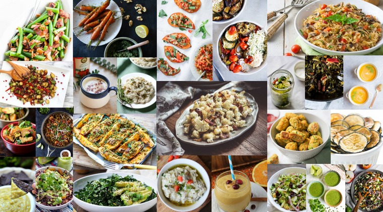 100 Plant Based Whole30 Recipes