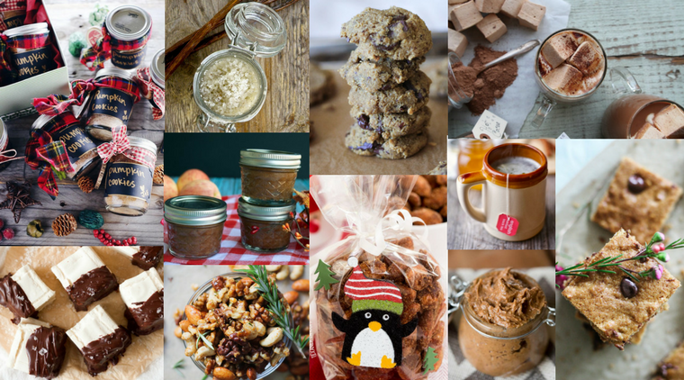 30 Edible Paleo Homemade Gift Ideas
