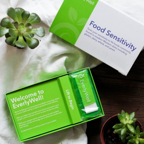 My Experience With Everlywell At-Home Food Sensitivity Test