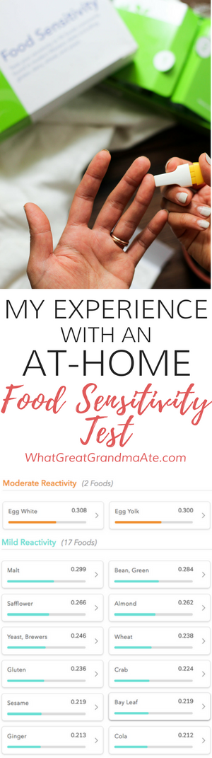 My Experience With An At-Home Food Sensitivity Test: Everlywell