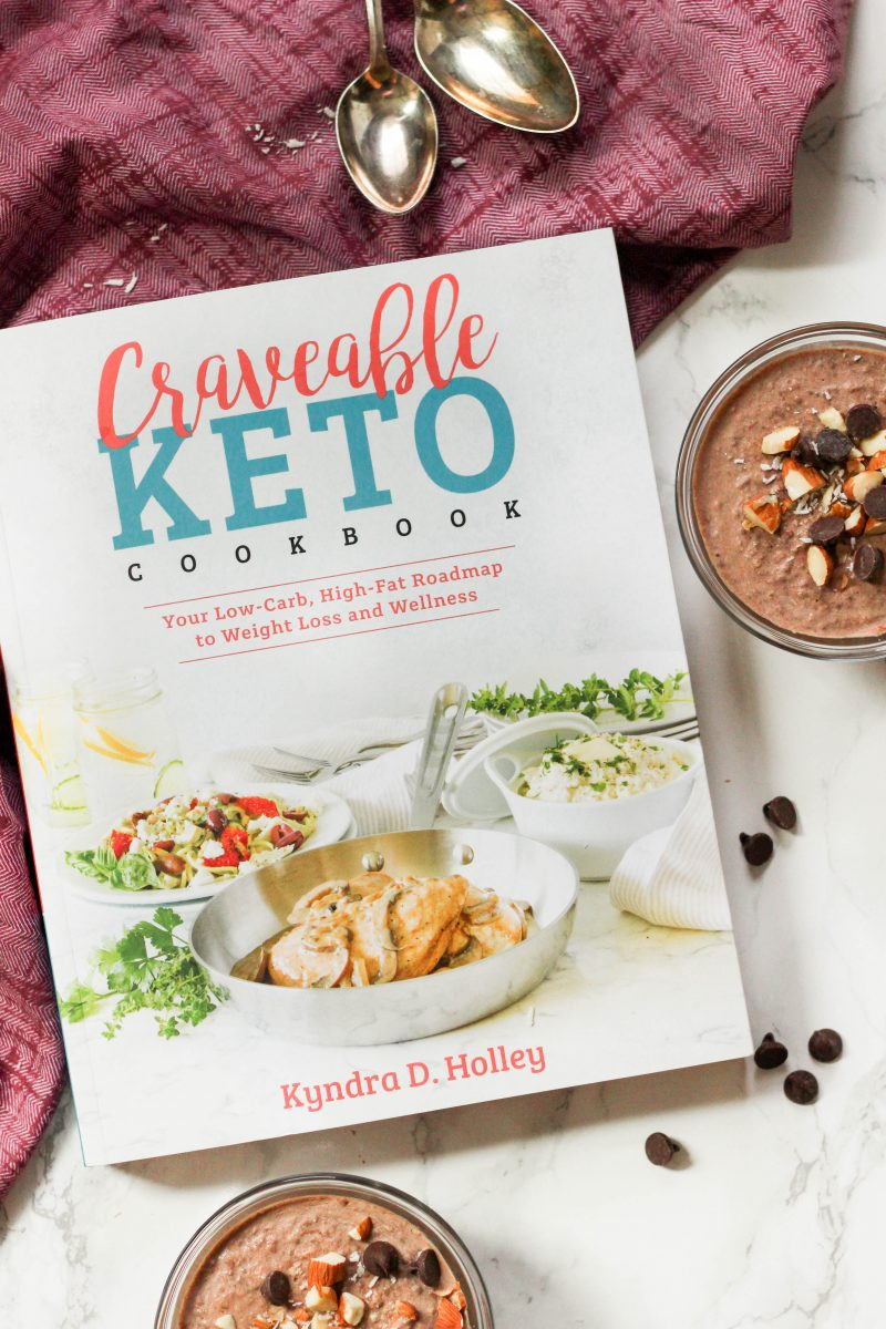 Paleo Keto Almond Joy Chia Seed Pudding