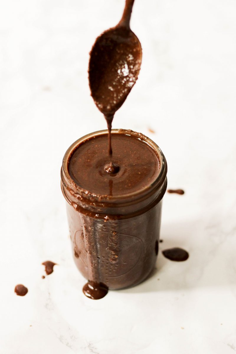 Chocolate Toasted Coconut Butter (Paleo, Whole30, Vegan, AIP)