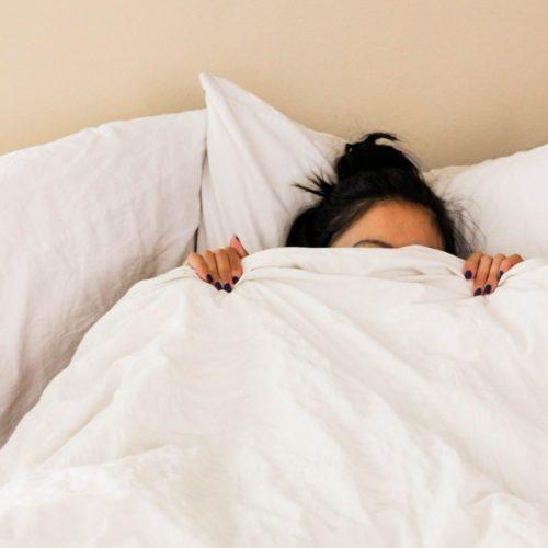 5 Things I Do For Better Sleep (Fall Asleep and Stay Asleep!)