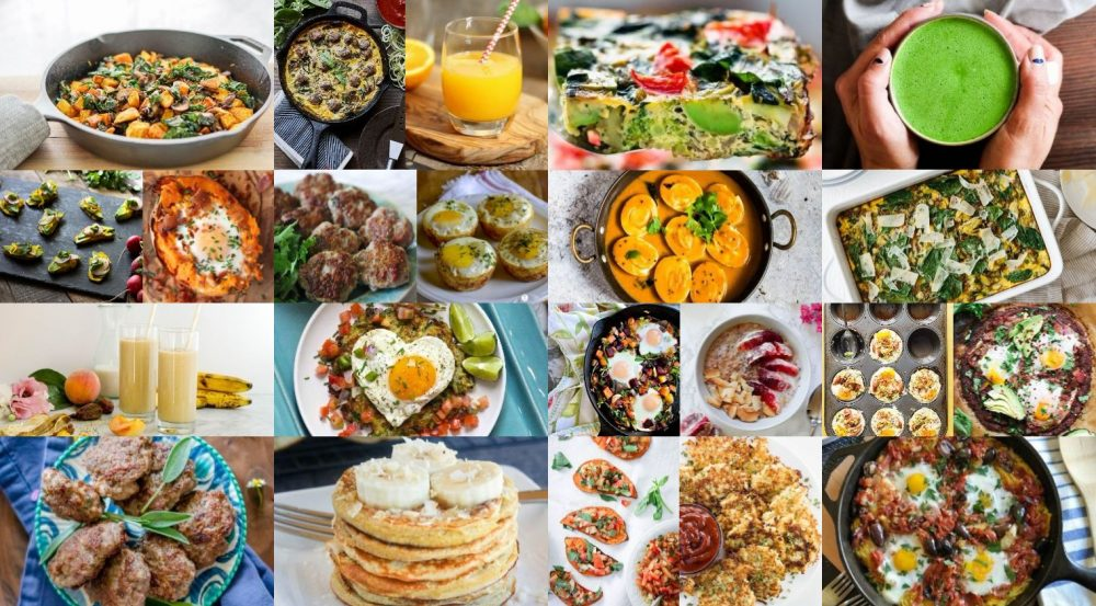 60+ Whole30 Mother's Day Brunch Recipes