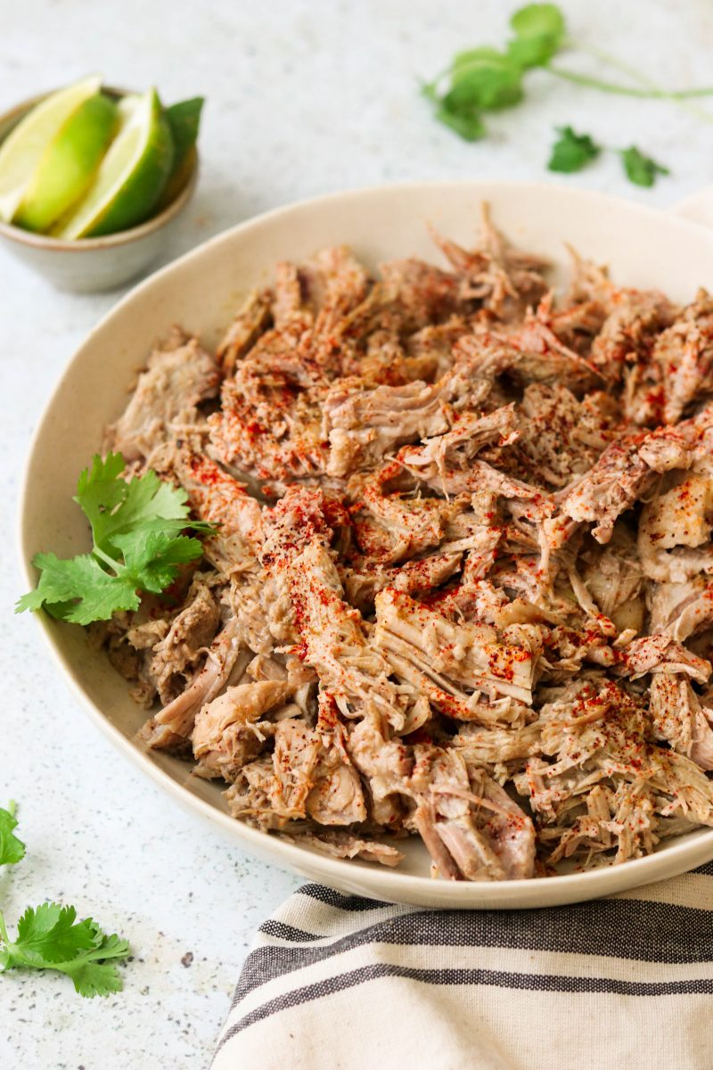 Instant Pot Whole30 Pulled Pork