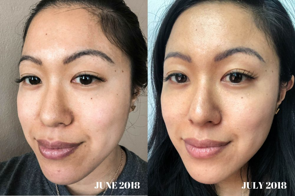 Beautycounter's Overnight Resurfacing Peel