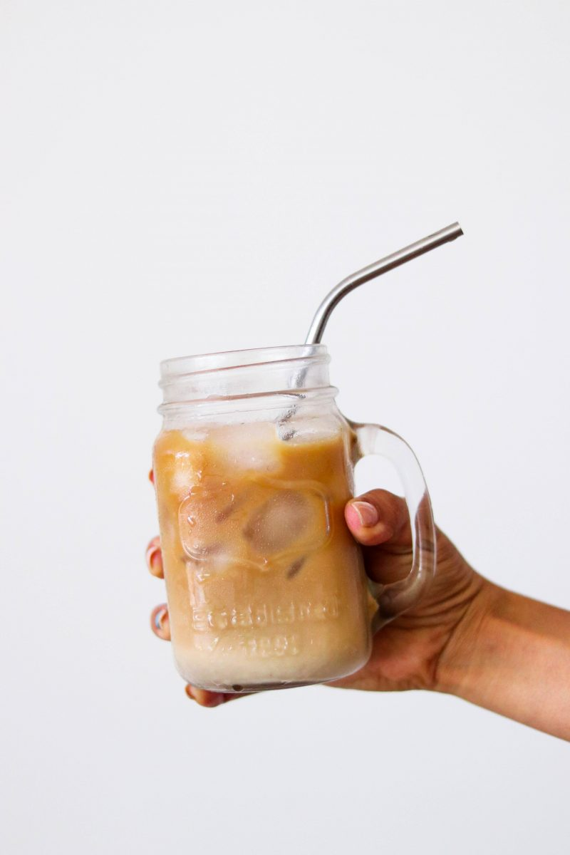Coconut Milk Thai Iced Coffee