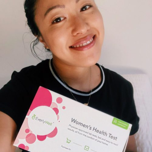 My Experience With Everlywell Women's Health Test