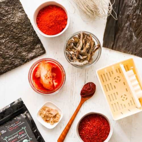 Essential Ingredients for Korean Paleo Cooking