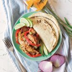 instant pot chicken fajitas