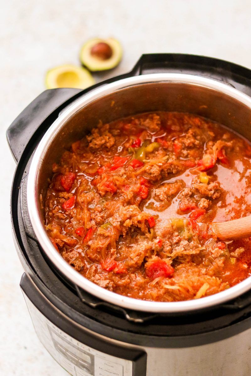 Instant Pot Whole30 Chili