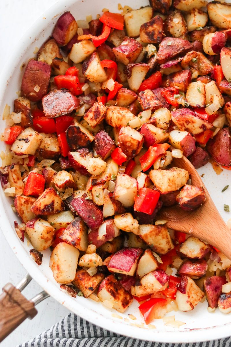 Crispy Whole30 Home Fries