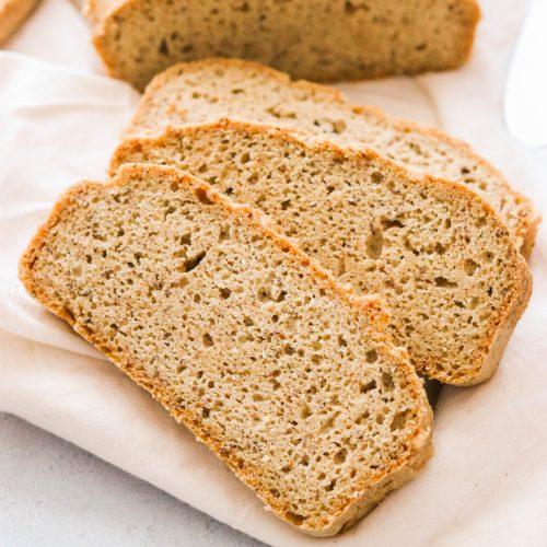 Yummy Paleo Keto Bread